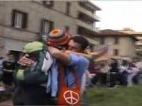 Marcia per la pace di Rosy Battaglia