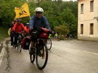 In bici per la pace!
