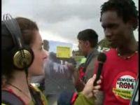Reporter di pace: Video di Serena Boccardo