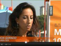 Marcia Perugia-Assisi: intervista a Lucia Goracci