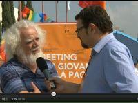 Marcia Perugia-Assisi: intervista a padre Kizito Sesana