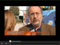 Marcia Perugia-Assisi: intervista a Giuseppe Giulietti