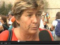 XIX Marcia Perugia-Assisi: intervista a Susanna Camusso